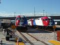 FrontRunner at the SLC Intermodal Hub - August 17, 2011.jpg