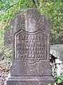Fryer (Elizabeth), Bethany Cemetery, 2015-10-09, 01.jpg