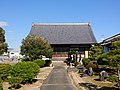 Fukuon-ji, at Futaba-chō, Toyokawa, Aichi (2018-11-25) 03.jpg