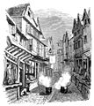 Fumigating streets with tar in Exeter. Wellcome M0010435.jpg