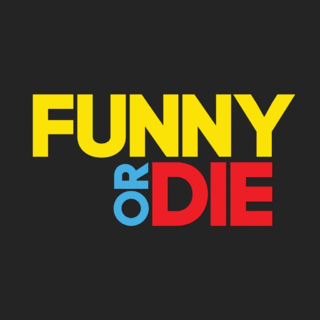 Funny or Die Comedy website/film/TV production company