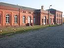 Bahnhofsempfangsgebäude der Cottbus-Großenhainer Eisenbahn