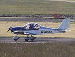 G-CFEL Eurostar EV97 (26996609990).jpg