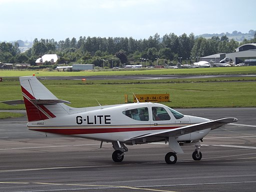 G-LITE Rockwell Commander 112 (28310415005)