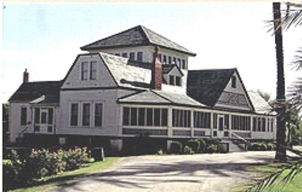 G-Manistee Ranch Mansion