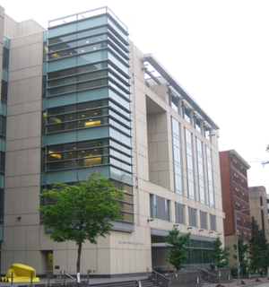 George Washington University School of Business -  The School of Business in Ric and Dawn Duquès Hall.