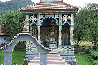 Răstolița Commune in Mureș, Romania