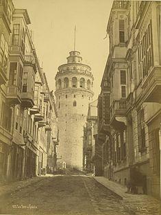 galata kulesi tarihi kısaca ile ilgili görsel sonucu