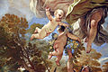 Galleria di luca giordano, 1682-85, temperanza 04 putti.JPG