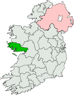 Galway West (Dáil constituency) Dáil Éireann constituency (1937-)