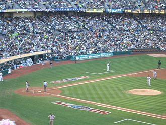 2006 American League Championship Series - Game 1 in Oakland, California