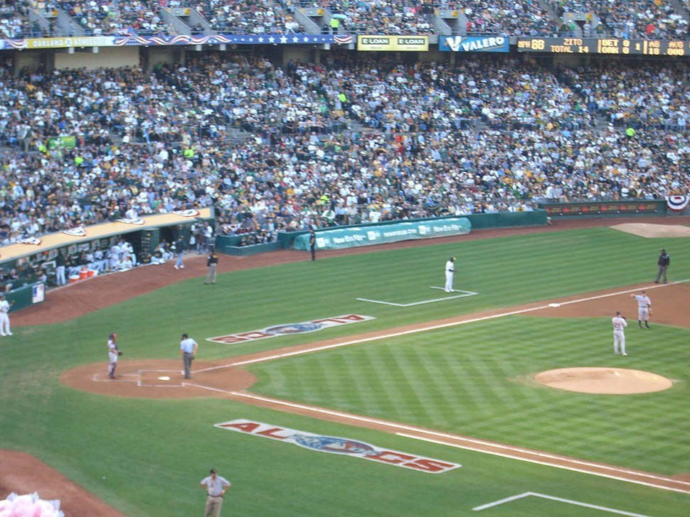 Game 1 2006ALCS