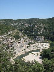 Gardon Gorges