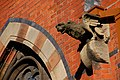Gargoyle, Queen's University, Belfast - geograph.org.uk - 596899.jpg