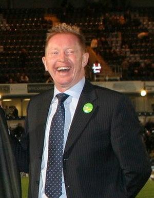 Gary Waddock - Waddock in 2011