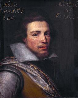 Gaspard III de Coligny Marshal of France