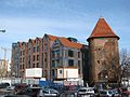 Gdansk Hilton Hotel under construction february 2010 b.jpg