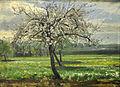 Gebhard Fugel Blühender Apfelbaum c1886.jpg