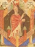 Gebhard I Bischof von Eichstätt, als Victor II Papst.JPG