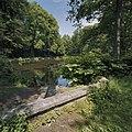 Gedeelte stenen brug bij eind van landgoed - Arnhem - 20375455 - RCE.jpg