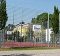 Gelber Kindergarten und Ludwig-Wolker-Freizeitstätte - panoramio.jpg