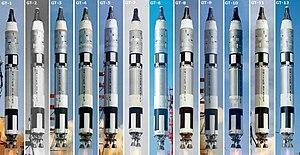 Titan II GLV - Image: Gemini Profiles