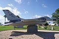 General Dynamics F-16A Fighting Falcon 81-0721 Block 15 RSideRear MacDill Air Park 24July2010 (14443983009).jpg