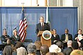 General Services Administration Acting Administrator David Bibb speaking at ceremony, at the Ted Weiss Federal Office Building in New York City, New York, marking the announcement o - DPLA - 182c5ca7a5d63f1740dd8e4b6068b094.jpg