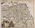 Generalis totius imperii Moscovitici novissima tabula magnam orbis terrarum partem à... - CBT 5872940.jpg