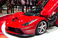 Geneva MotorShow 2013 - Ferrari LaFerrari front right view.jpg