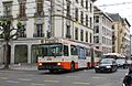 Geneva NAW trolleybus 699 in 2009.jpg