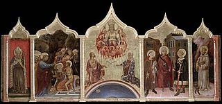 Polyptych of Intercession