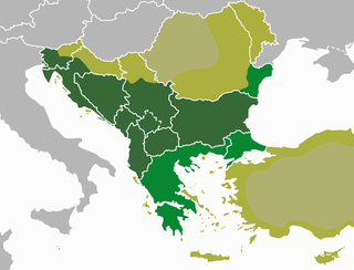 Balkans Geopolitical and cultural region of Southeast Europe