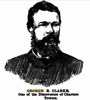 George Clarke (prospector)