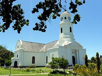 George, Western Cape - Dutch Reformed Church in George (Moederkerk)