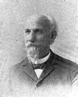 George W. Hulick Union Army officer, lawyer, politician