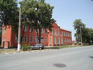 Parvomay - Georgi Karaslavov School, Parvomay