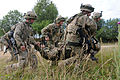 Georgian 32nd Infantry Battalion mission rehearsal exercise 120811-A-ML570-002.jpg