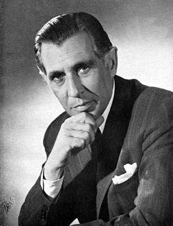 Georg Rydeberg 1940-talet.