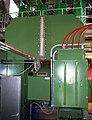 Geothermiekraftwerk Unterhaching - Generator (2).JPG