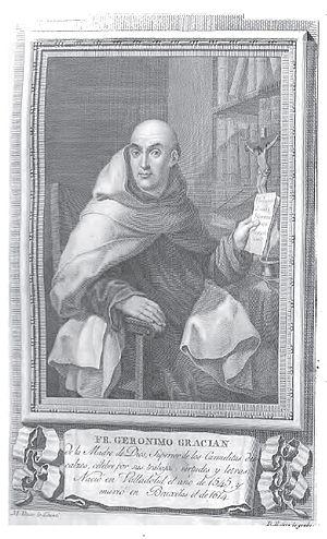 Jerome Gratian - Jerónimo Gracián
