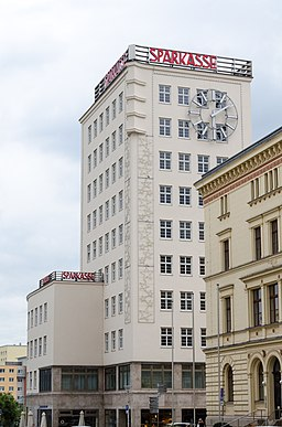 Schloßstraße in Gera