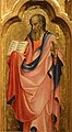 Gherardo starnina, san giovanni evangelista, 1350-1400 ca. 02.jpg