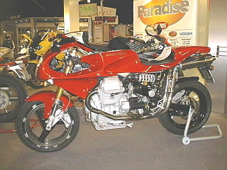 Italian motorcycle engineering firm and manufacturer