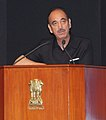 Ghulam Nabi Azad addressing the 31st Meeting of Ministers of Health of Countries of the WHO South-East Asia Region and 66th Session of the WHO Regional Committee for South-East Asia, at Rashtrapati Bhavan, in New Delhi.jpg