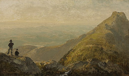 Gifford Sanford Robinson A Sketch of Mansfield Mountain