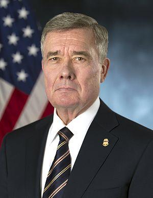 Gil Kerlikowske - Image: Gil Kerlikowske official CBP portrait