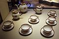 Gio ponti per richard ginori, servizio da caffè, 1930-35.JPG