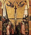 Giotto di Bondone - The Stefaneschi Triptych - Martyrdom of Peter - WGA09352.jpg