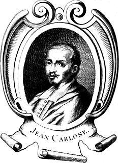 Giovanni Bernardo Carlone Italian painter